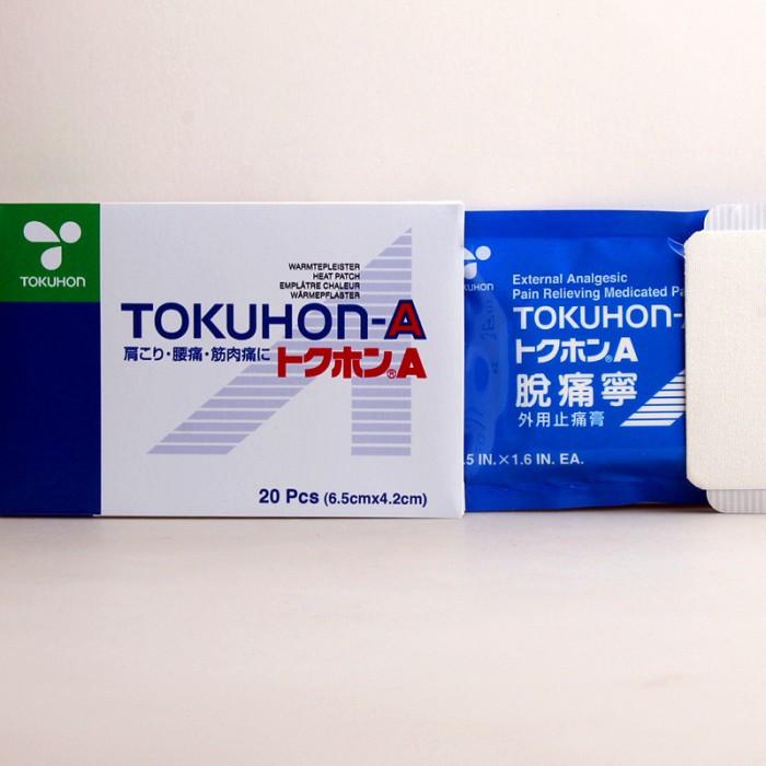 Emplâtres analgésique Tokuhon-A 20 pcs