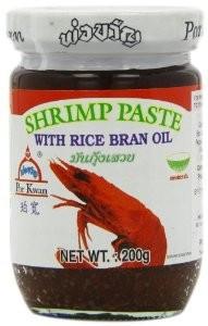 Pâte de crevette (Kapi) à l'huile de soja 200g