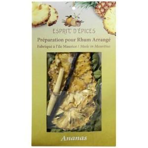 préparation à l'ananas pour rhum arrangé 20g