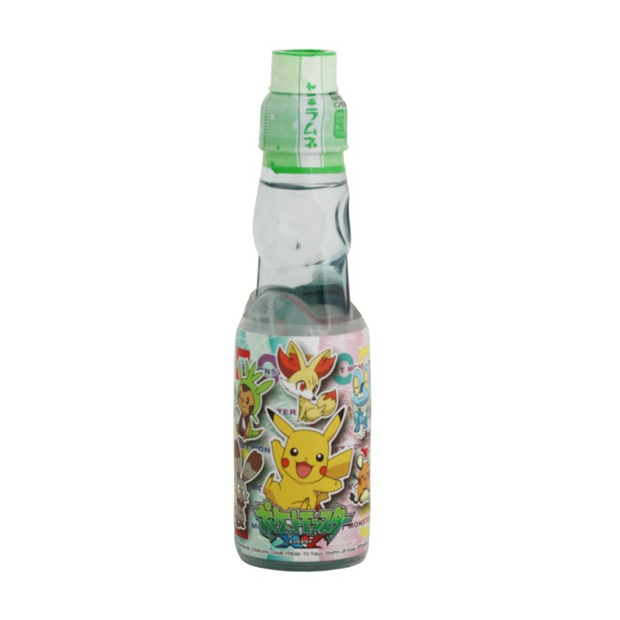 Soda ramune Pokémon Tombow 200 ml
