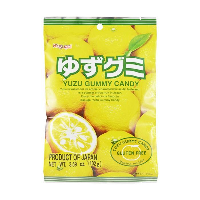Bonbons gélifiés au Yuzu 100 g