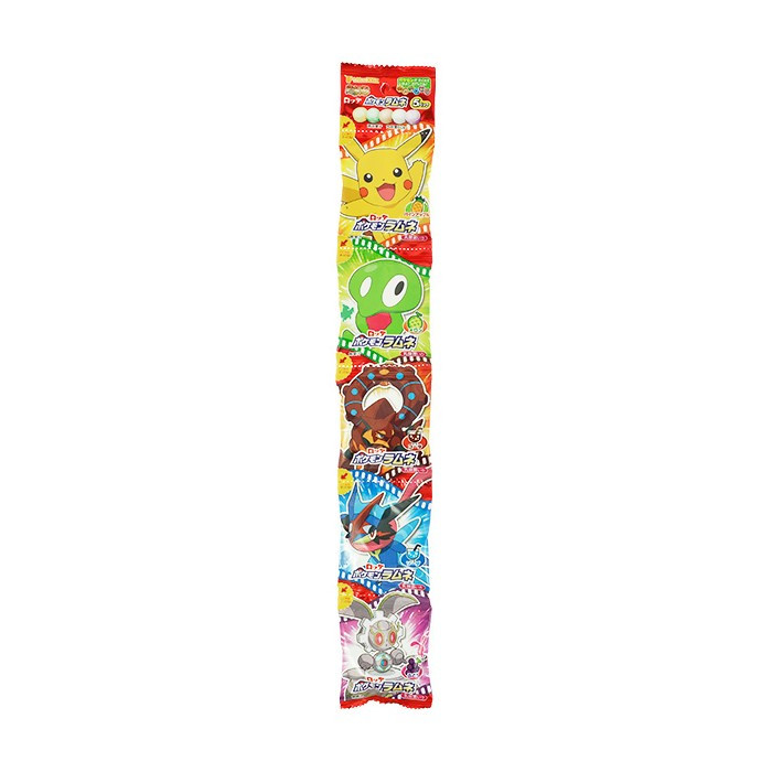 Bonbon Pokemon Ramune Set 60 g 5 packs