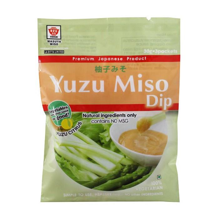 Masuya miso yuzu 90 g