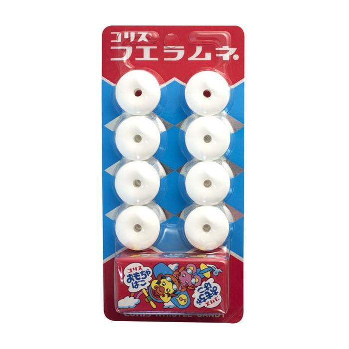 Bonbons sifflets au ramune Fue Coris  21 g 8 unités