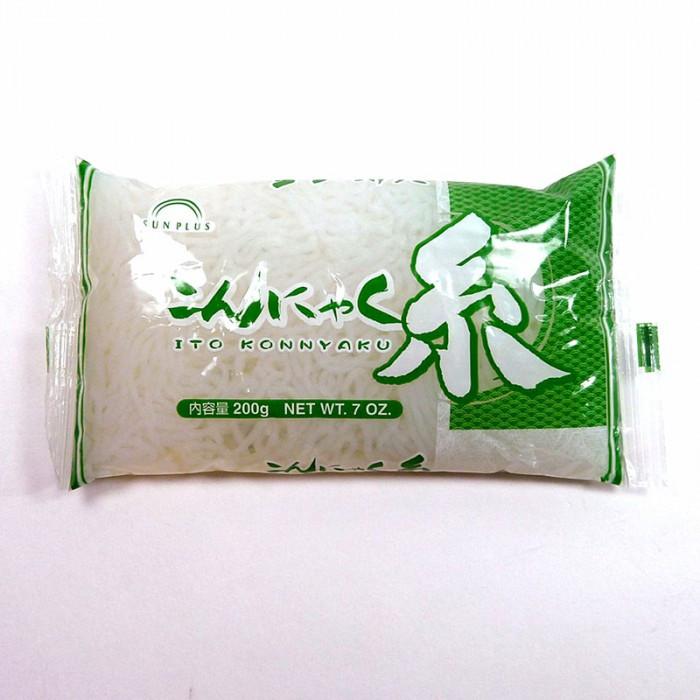 Konjac shirataki (vermicelles) ito konnyaku shiro 200 g