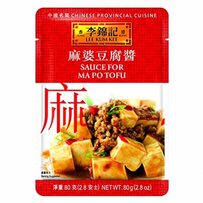 Sauce pour Ma Po Tofu 80 g