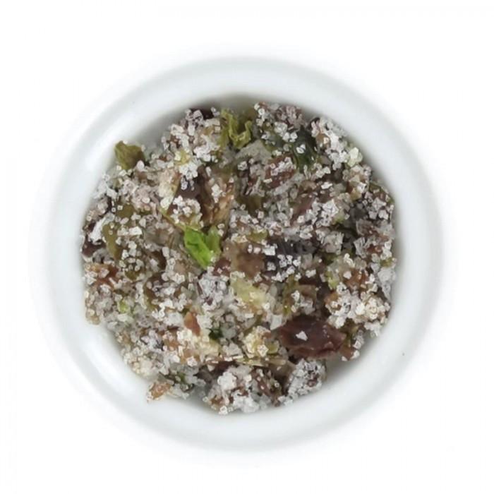 Fleur de sel aux algues 100g
