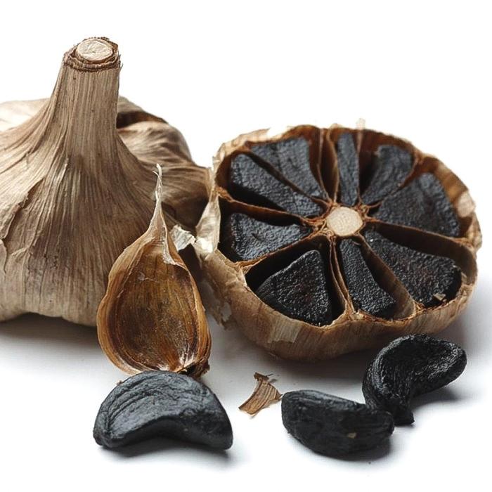 Ail noir fermenté épluché 60g (65 gousses)