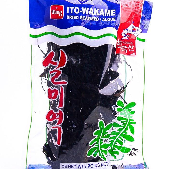 Algue kombu séchée (Ito-Wakame) 56g