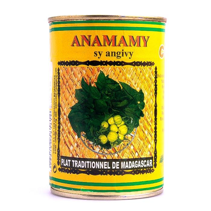 Anamamy sy angivy 400g