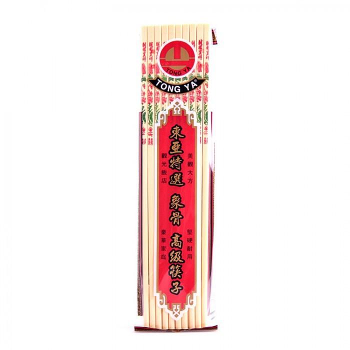 Baguettes en bambou véritable