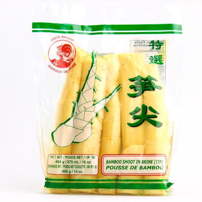 Bambou entier 454g