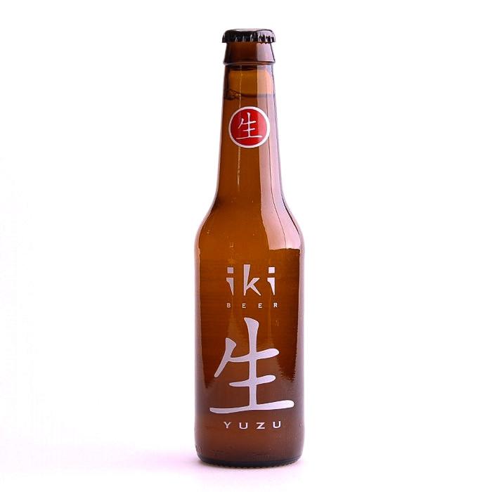 Bière IKI Pomélo (Yuzu) 330ml