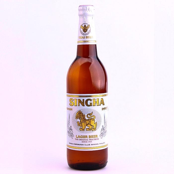 Bière Singha 630ml