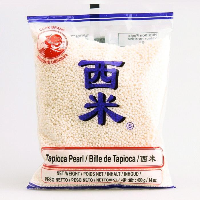 Billes de tapioca petite taille 400g