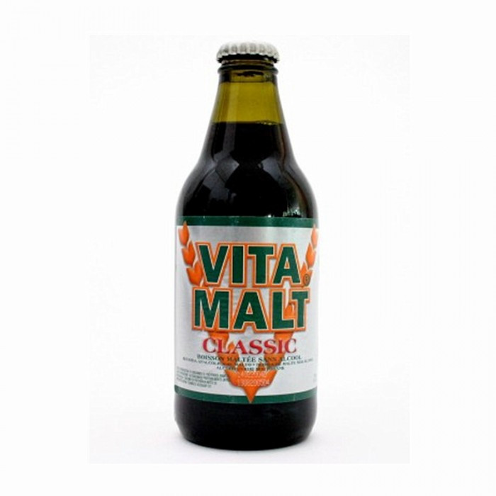 Boisson Vita Malt Classic sans alcool 330ml