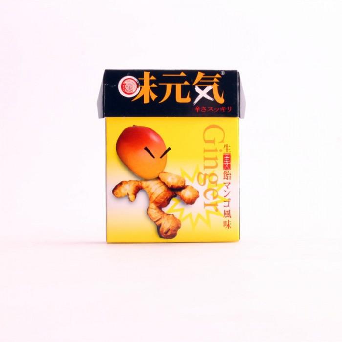 Bonbon au gingembre (mangue) 60g