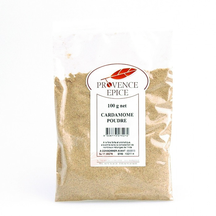 Cardamome poudre 100g