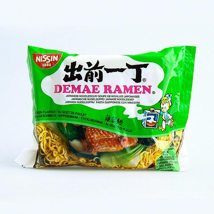 Carton de 30 Soupe de nouilles saveur poulet 100g