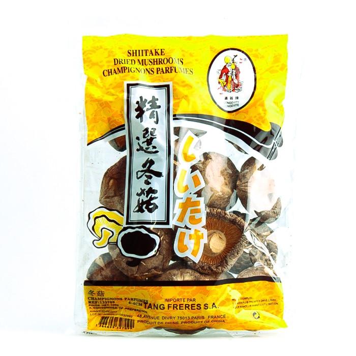 Champignons parfumés (Shiitake) entiers 100g