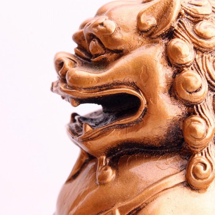 Chien Fu (lions chinois) la paire