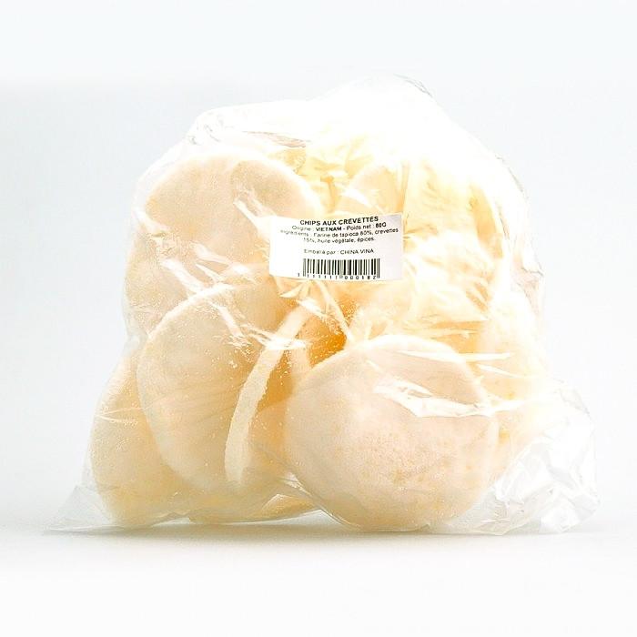 Chips aux crevettes 50g