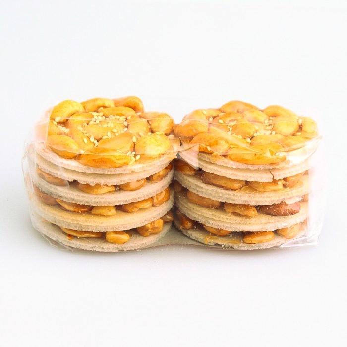 Nougat au noix de cajoux 130g
