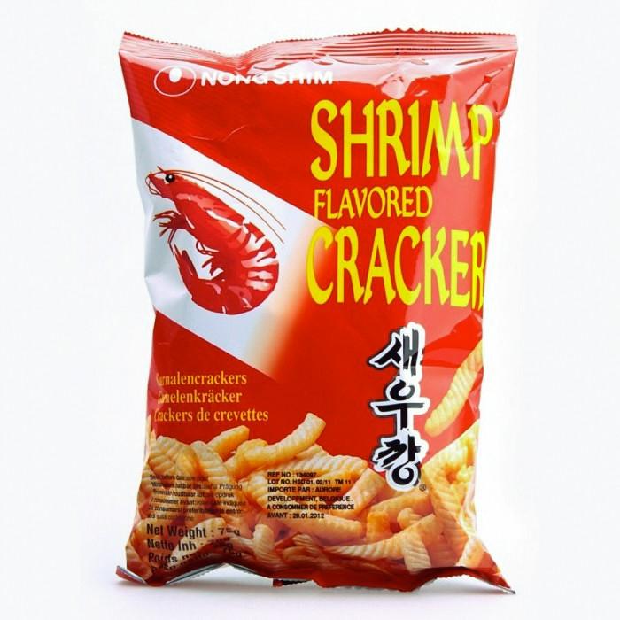 Crackers de crevettes 75g