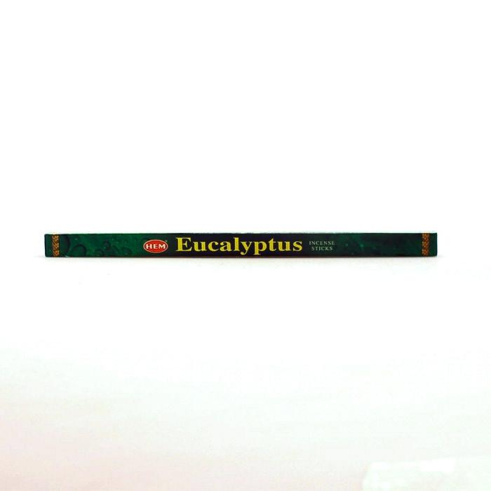 Encens Hem Eucalyptus 8 bâtonnet