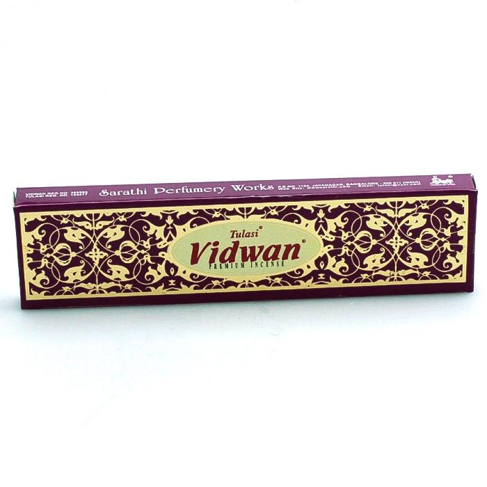 Encens Masala - Tulasi Vidwan 15 bâtons