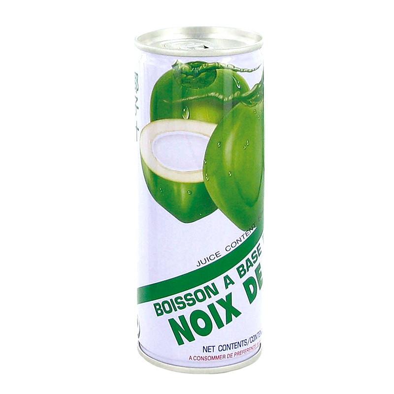 Boisson au jus de noix de coco -Coq-250ml