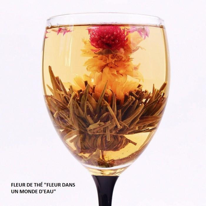 Fleur de thé 10 boules