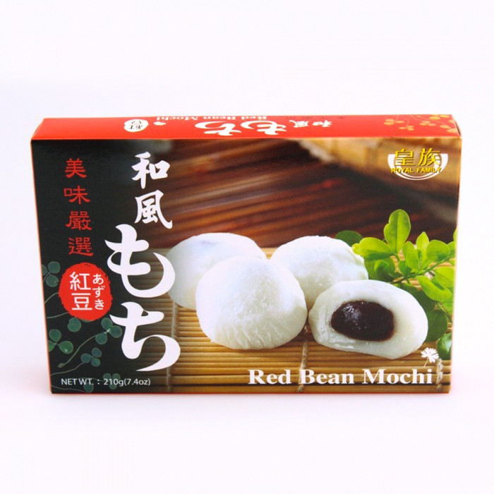 Gâteau fourré mochi azukis 210g