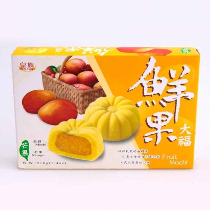 Gâteau fourré mochi mangue 210g