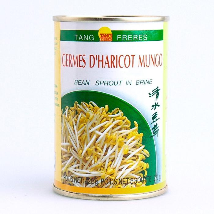Germes de soja (germes d'haricots mungo) 400g