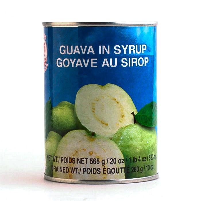Goyaves au sirop 565g