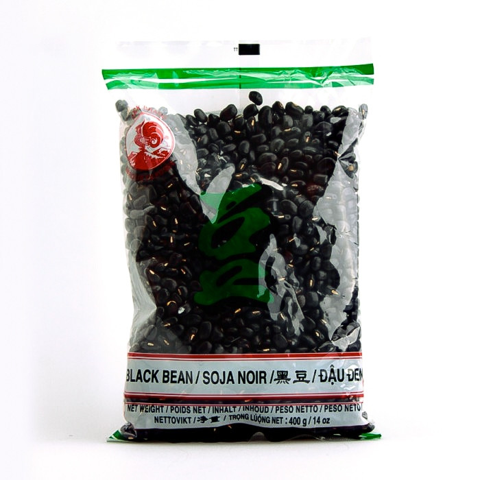 Graines de soja noir 400g