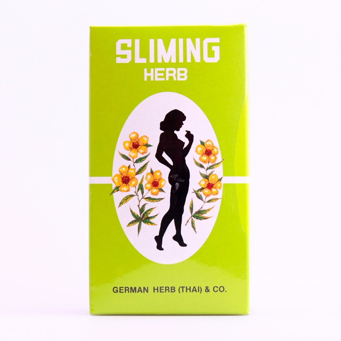 Infusion aux herbes pour maigrir SLINMY 41g