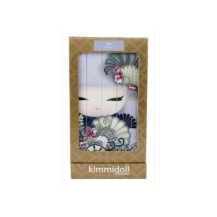 "Limes à ongles Kimmidoll ""AIRI"" 5 pièces"