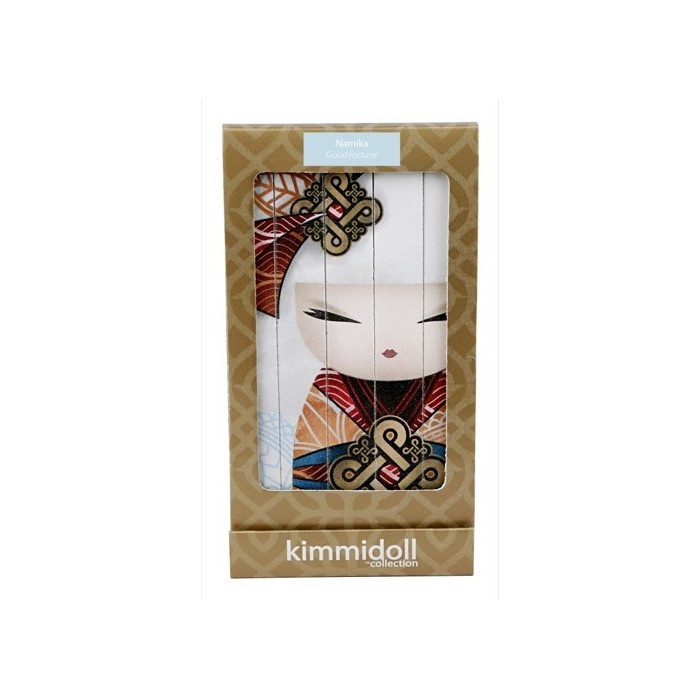 """Limes à ongles Kimmidoll """"NAMIKA"""" 5 pièces"""