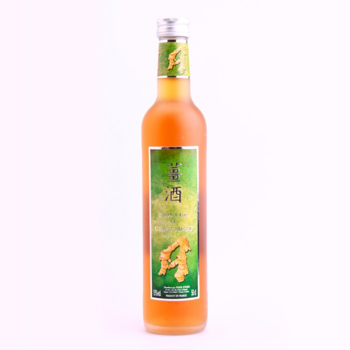 Liqueur au gingembre 500ml