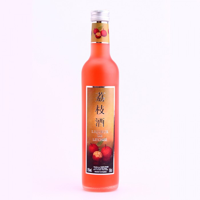Liqueur de litchee 500ml