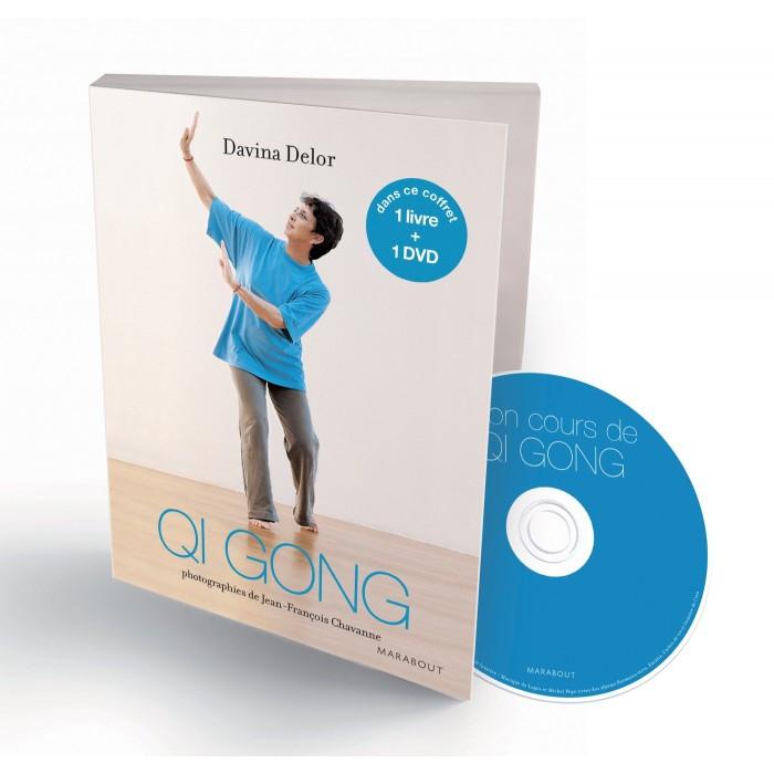 "Livre + CD "" Qi Gong"""