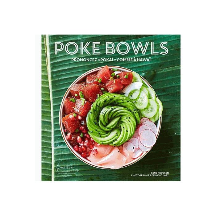 Livre cuisine POKE BOWLS