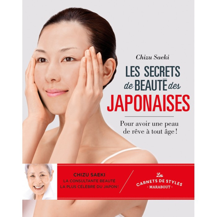"""Livre """"les secrets de beauté des japonaises"""""""