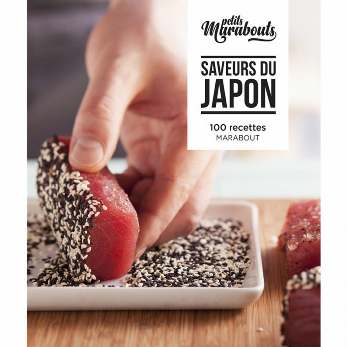 """Livre """" saveur du Japon"""""""