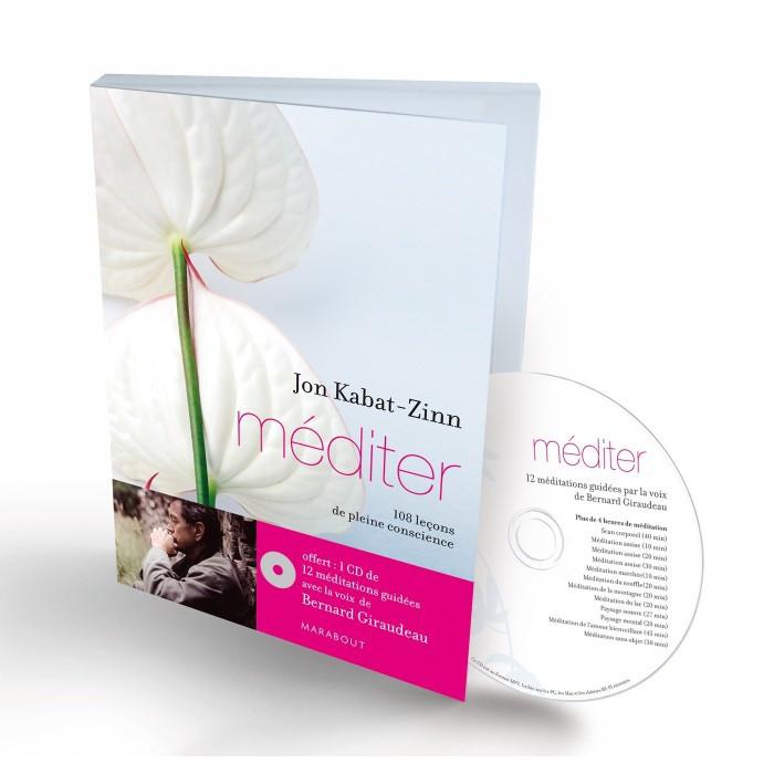 "Livre + CD ""Méditer en 108 leçons"""