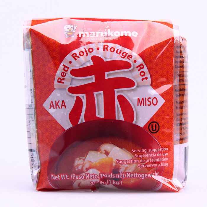 Miso rouge 1kg