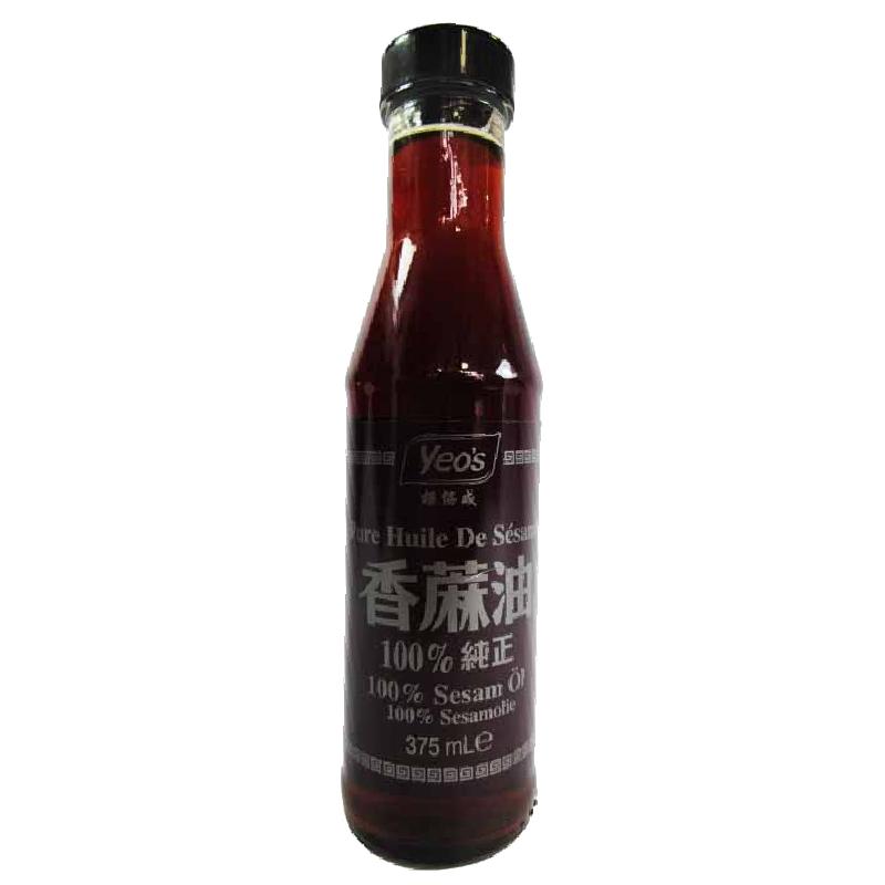 Pure Huile de Sésame Yeo's - 375ml