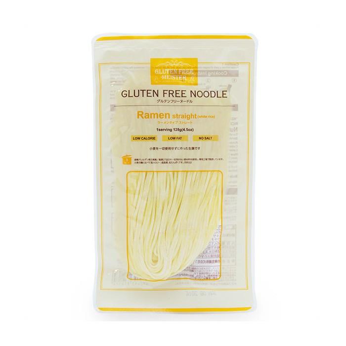Nouilles ramen droites sans gluten 130g